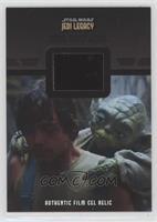 Luke Skywalker, Yoda
