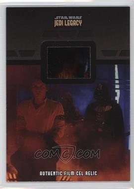 2013 Topps Star Wars Jedi Legacy - Film Cell Relics #FR-18 - Han Solo, Darth Vader, Boba Fett