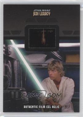2013 Topps Star Wars Jedi Legacy - Film Cell Relics #FR-2 - Luke Skywalker, Darth Vader