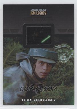 2013 Topps Star Wars Jedi Legacy - Film Cell Relics #FR-29 - Luke Skywalker