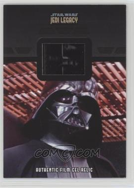 2013 Topps Star Wars Jedi Legacy - Film Cell Relics #FR-4 - Darth Vader, Princess Leia Organa