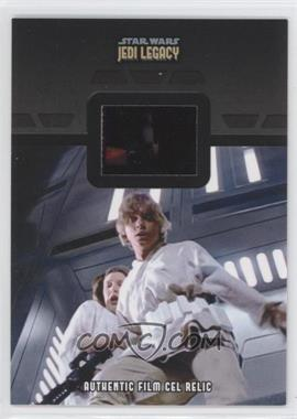 2013 Topps Star Wars Jedi Legacy - Film Cell Relics #FR-7 - Luke Skywalker