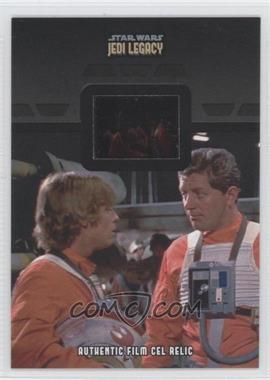 2013 Topps Star Wars Jedi Legacy - Film Cell Relics #FR-8 - Luke Skywalker, Biggs Darklighter, Garvin Dreis