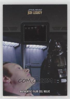 2013 Topps Star Wars Jedi Legacy - Film Cell Relics #FR-9 - Darth Vader, Admiral Motti