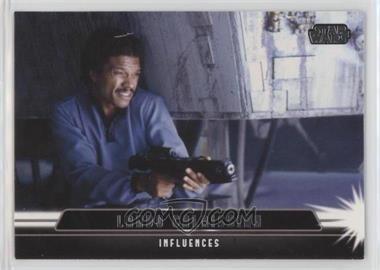 2013 Topps Star Wars Jedi Legacy - Influences #I-14 - Lando Calrissian