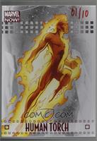 Human Torch #/10