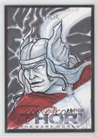 Thor (Marcus Huey) #/1