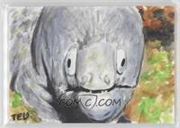Ted Dastick Jr. (Moray Eel) /1
