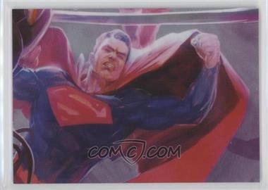 2014 Cryptozoic DC Epic Battles - [Base] #12 - Panic in the Sky