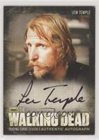 Lew Temple as Axel [EXtoNM]