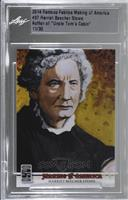 Harriet Beecher Stowe /30 [Uncirculated]