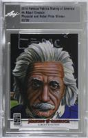 Albert Einstein /30 [Uncirculated]