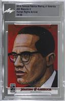 Malcolm X /30 [Uncirculated]