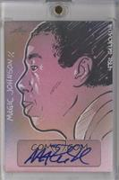 Magic Johnson (Fer Galicia) #/1