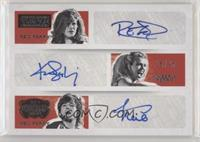 Kimberly Perry, Neil Perry, Reid Perry #/25