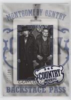 Montgomery Gentry #/199