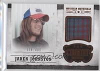 Jaren Johnston /499