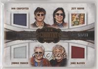 Bob Carpenter, Jeff Hanna, John McEuen, Jimmie Fadden #/99