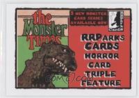 Horror Card Triple Feature
