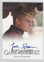 Jack Gleeson as King Joffrey Baratheon
