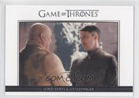 Lord Varys & Littlefinger