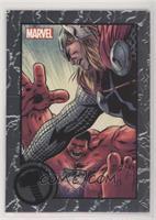 Thor vs Red Hulk [EXtoNM]
