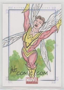 2014 Rittenhouse Marvel Universe - SketchaFEX Sketch Cards