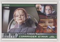 Commander Etana Jol