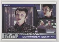 Commander Donatra