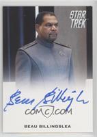 Beau Billingslea as Captain Abbott [Noted]