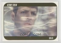 Spock helps his parents, and... #/100