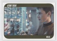 17-Year-old Chekov... #/100
