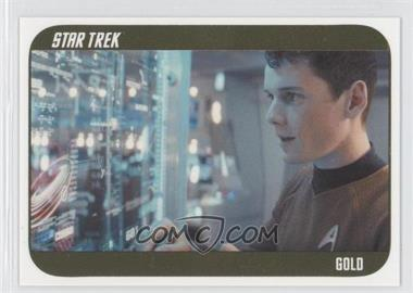 2014 Rittenhouse Star Trek Movies (Reboots) - Star Trek - Gold #88 - [Missing] /100