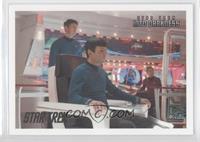 Back aboard the Enterprise, Uhura... #/200