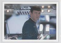 Kirk Asks Spock...