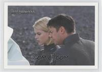 As Bones and Carol Marcus Try to Open the Torpedo...