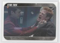 As the Enterprise warps towards Vulcan...