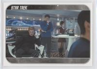 After Uhura confirms...