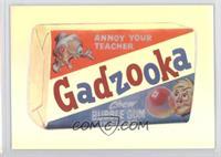 Gadzooka (1st Series Checklist)