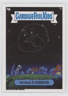 2014 Topps Garbage Pail Kids Series 1 - [Base] #5b - Picked Parker