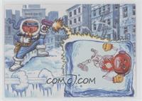 Quick Lee vs Calvin Cold