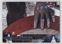 Captain America: The Winter Soldier #/25