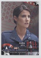 Maria Hill  #/99