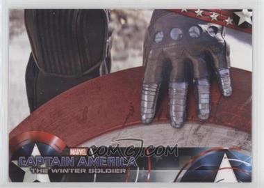 2014 Upper Deck Captain America: The Winter Soldier - [Base] #89 - Captain America: The Winter Soldier
