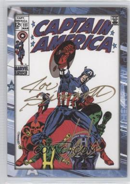 2014 Upper Deck Captain America: The Winter Soldier - Comic