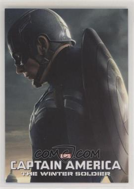 2014 Upper Deck Captain America: The Winter Soldier - Movie Posters #MP-3 - Captain America: The Winter Soldier [EXtoNM]