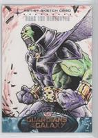 Drax (Brian Soriano) #/1