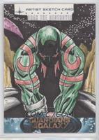 Drax (Felix Morales) #/1