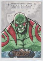 Drax (Ivan Rodriguez) #/1
