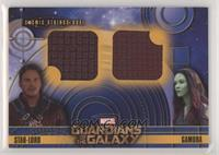 Star-Lord, Gamora [EX to NM]